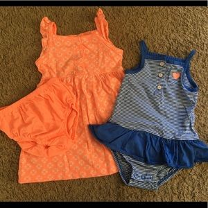 Carter's | Dress Set